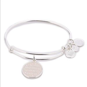 Alex&Ani Harry Potter The Ones That Love Us Bangle